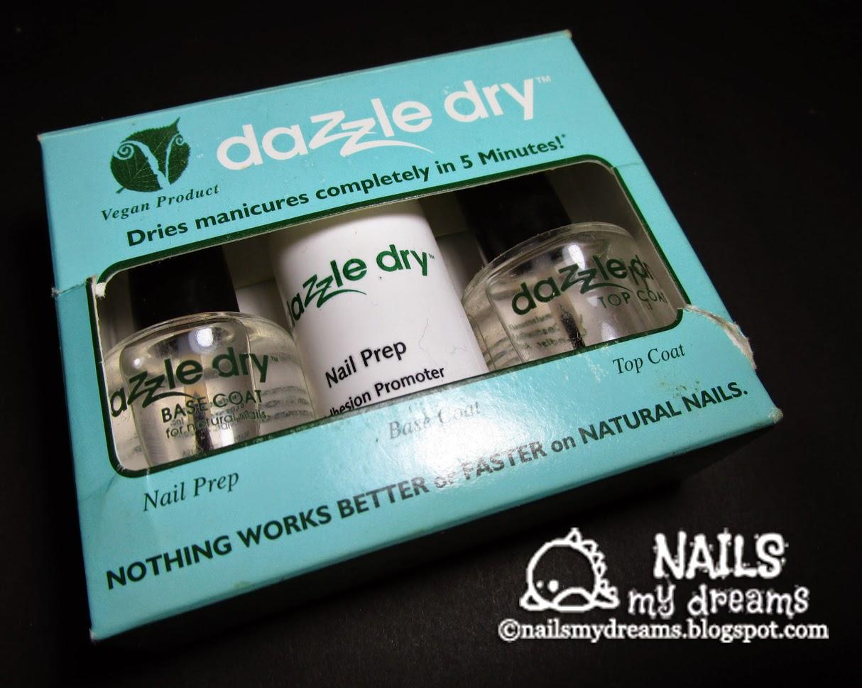 dazzle dry trinity kit