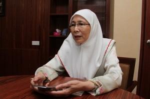 Dua pemimpin Hamas dijadual akan bertemu Presiden KEADILAN, Datuk Seri Dr Wan Azizah Wan Ismail