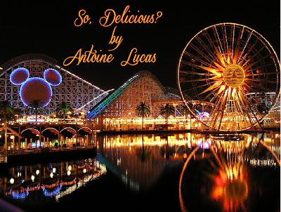 2012.11.27 - SO, DELICIOUS? BY ANTOINE LUCAS #39 So,+Disney