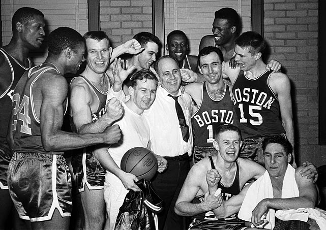 On This Day In Sports: April 9, 1959: Celtics sweep the ...