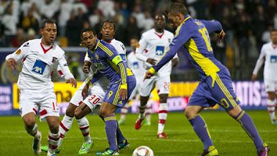 NK Maribor 1 - 1 SC Braga (1)