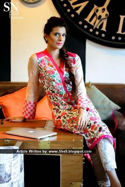 Sobia Nazir Pret for Summer 2015