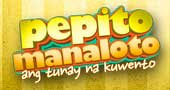 Pepito Manaloto Ang Tunay na Kuwento May 5, 2013 (05-05-13) Episode Replay