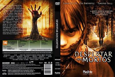 Filme Despertar dos Mortos 2012 DVD Capa