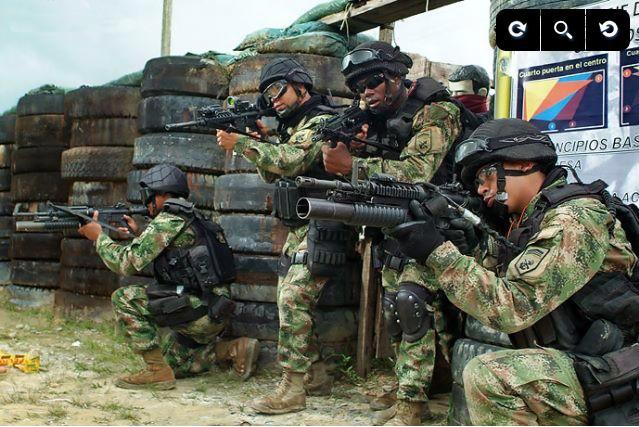 problema migratorio en Venezuela - Página 34 Infanteria+de+marina+comandos