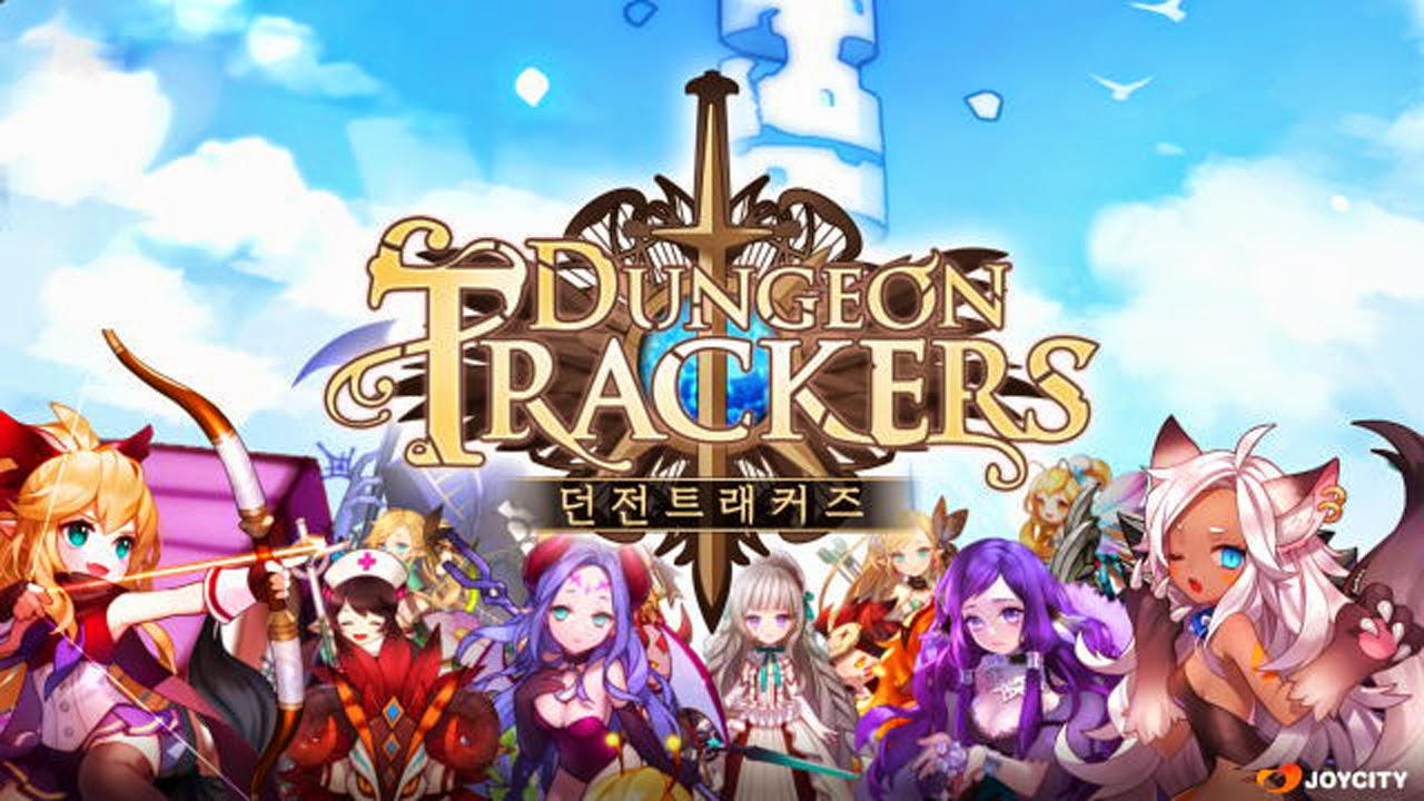 Dungeon Trackers English Gameplay Android