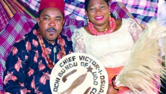 victor osuagwu chief imo state
