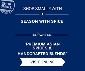 shop small on season with spice