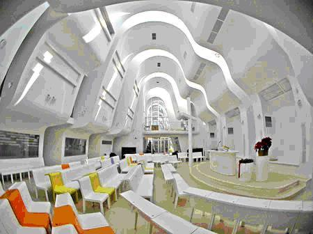 Arsitektur Gereja Terindah di Dunia | World is Ours