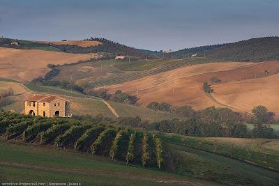 Италия фото Тосканы
