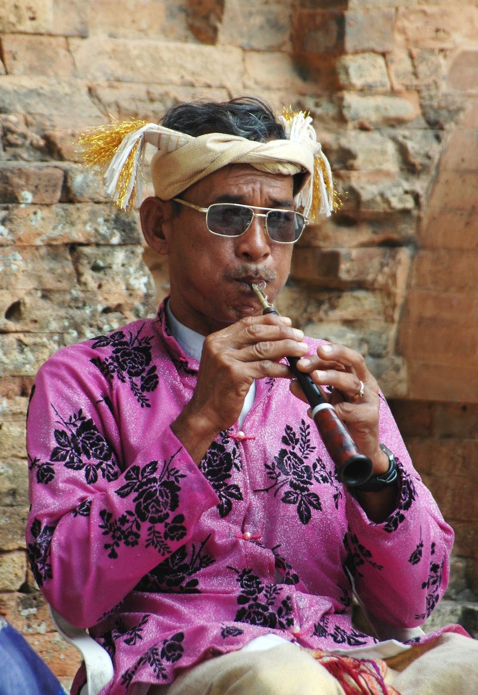 Chăm clarinet