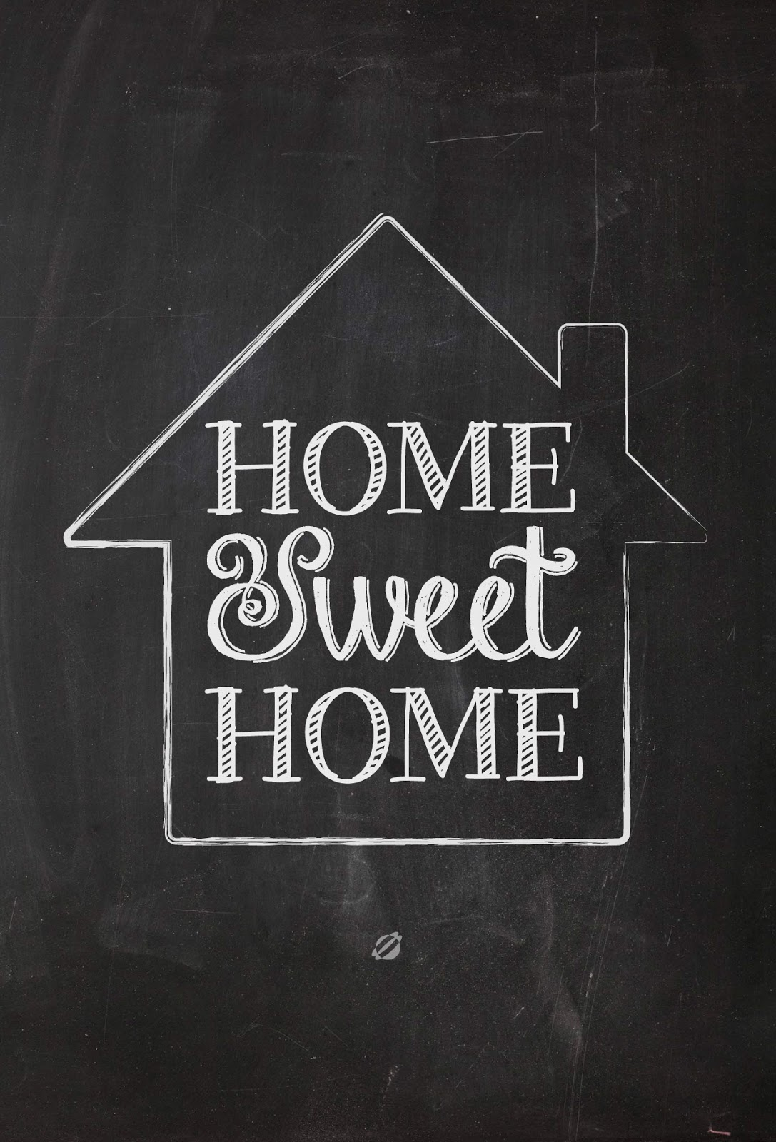It's just a picture of Mesmerizing Home Sweet Home Printable