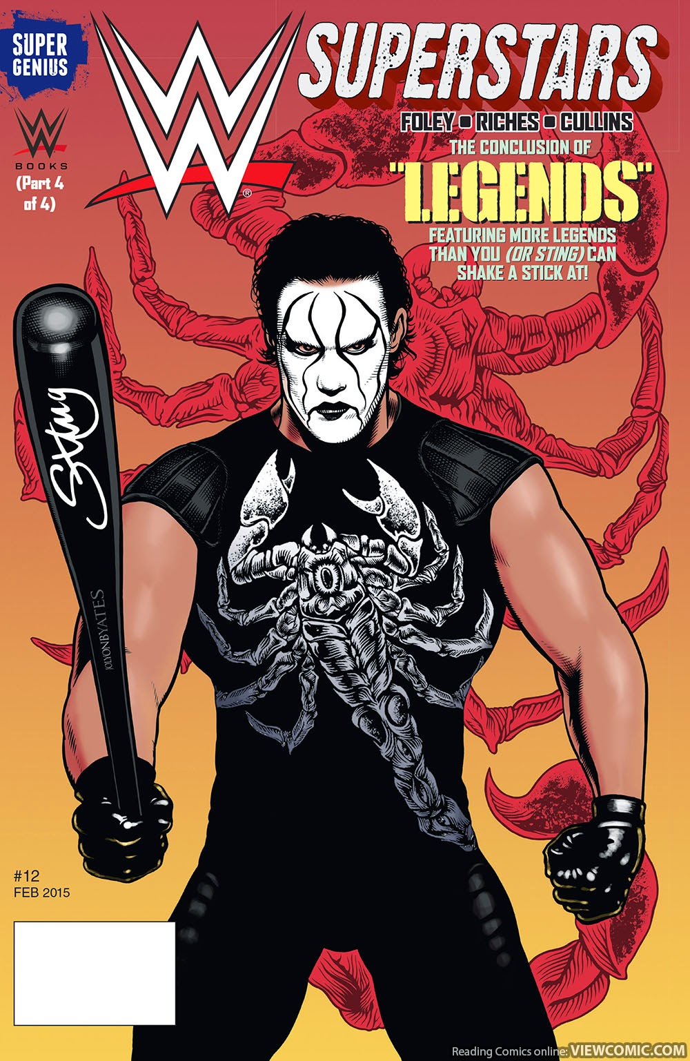 wwe superstars viewcomic reading comics online for free 2018