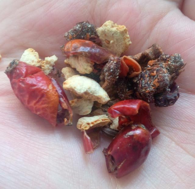 Organic Cheery Fruit Tea (Sonnentor)