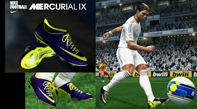 Nike Mercurial IX by Yevan