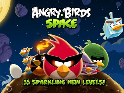 Angry Birds 4: Space Screenshot 3