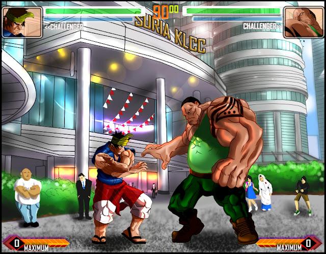 kumpulan game fihting atau pertarungan yang bisa anda download ...