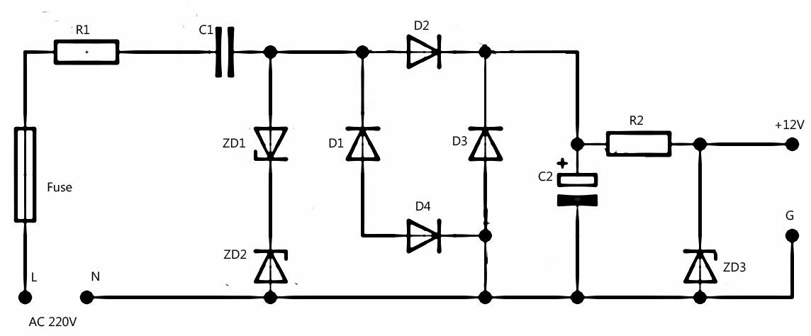 Transformer Circuit Diagram