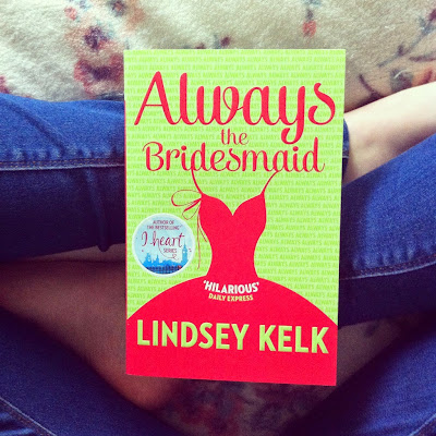 always the bridesmaid lindsey kelk new book