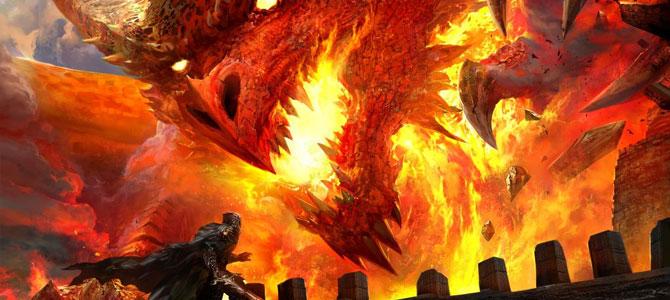 dragon D&D