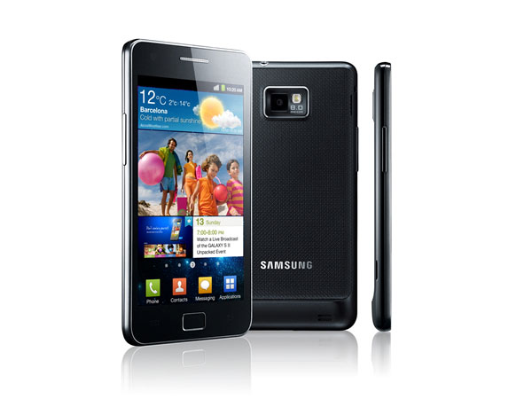 Samsung Galaxy S II Review leaked images