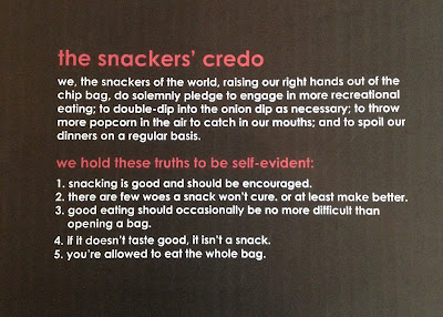 Popchips! A Healthy Snack Alternative, the snacker's credo