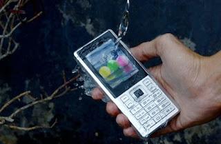 handphone anti air terbaru