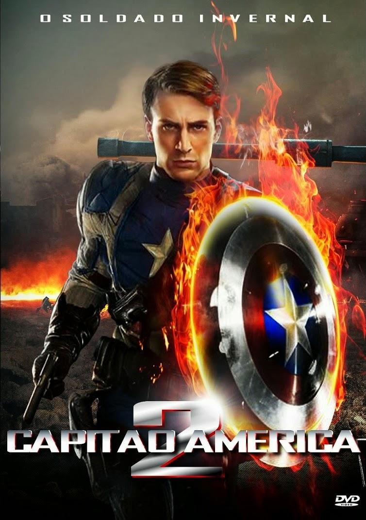 Capitão América 2: O Soldado Invernal – Dublado (2014)