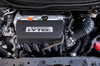2.4 liter Honda Civic engine