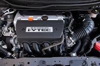 2.4 liter Honda Civic engine