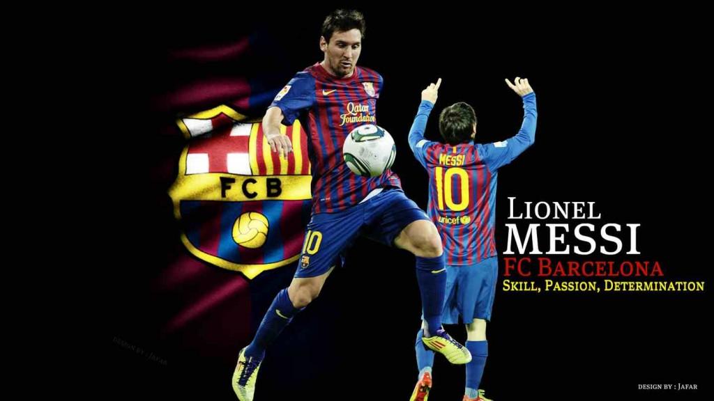Cristiano Ronaldo Haircut Lionel Messi Wallpapers HD 2012