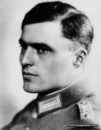Kolonel Claus von Stauffenberg