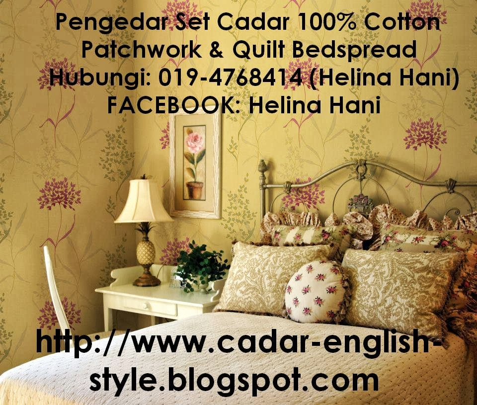 Cadar Laurea Collection @ Cadar English Style @ English Style Bedsheet