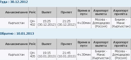 Авиабилеты из Москвы в- Aviabiletacom