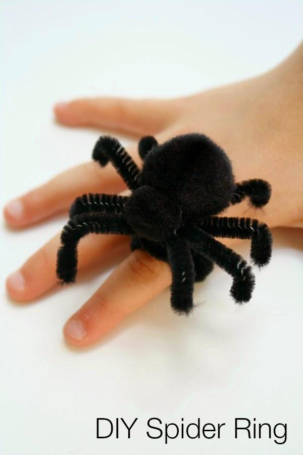 Сшить паука своими руками