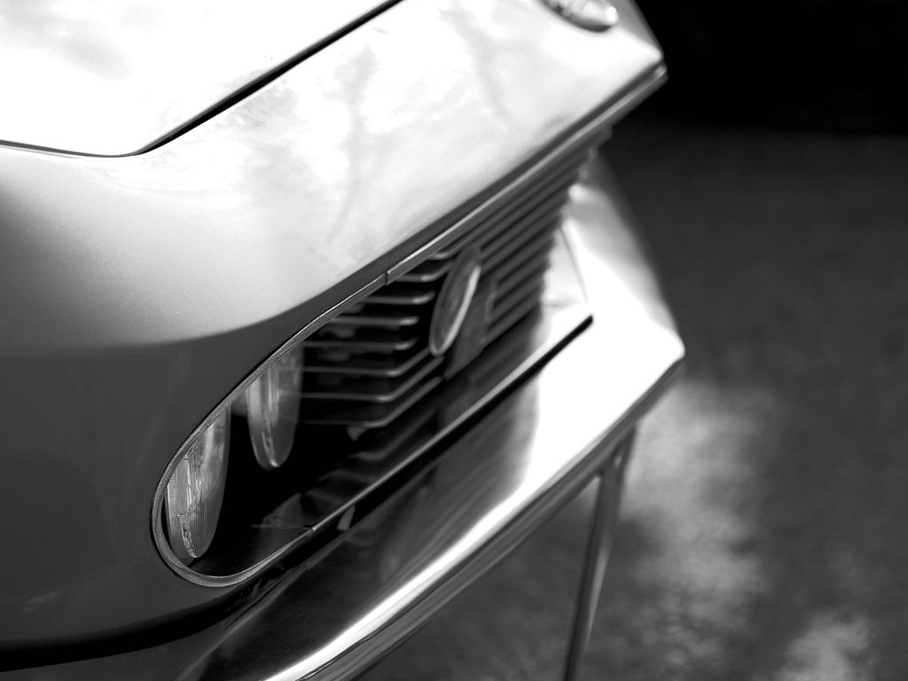 Nissan Silvia CSP311, przód, dawne auta, grianghraf, クラシックカー、国内専用モデル、日産