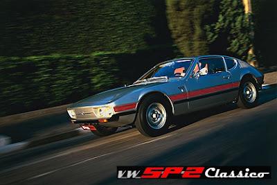 Veja São Paulo - 40 anos do Volkswagen SP2