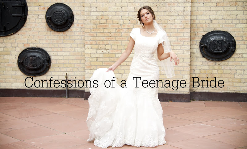 Confessions of a Teenage Bride