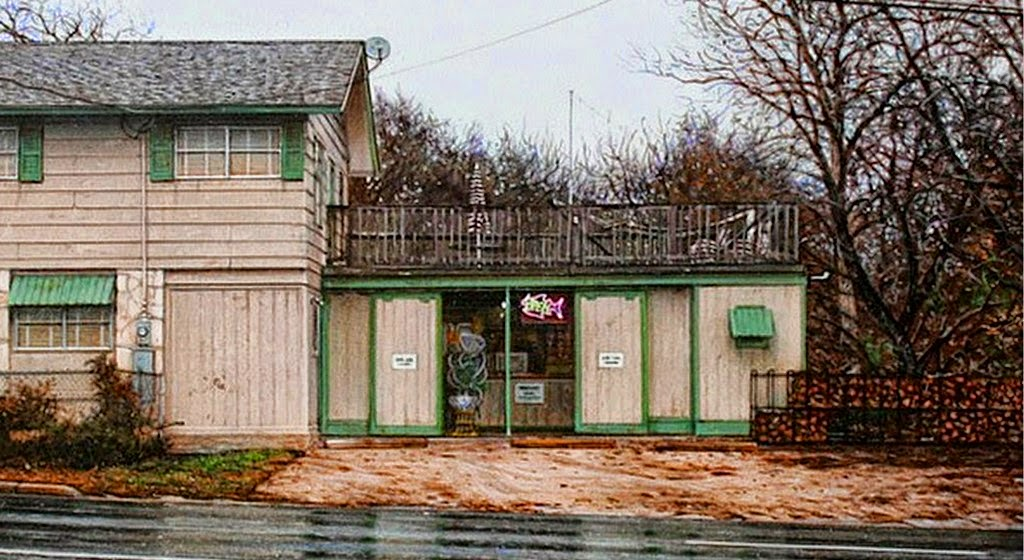 casas-modernas-pintadas-al-oleo