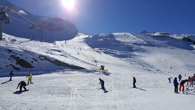 Инструктор по горным лыжам Зёлден Soelden