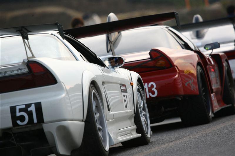 Honda NSX, kultowy, ponadczasowy, japoński sportowy samochód, legenda, ホンダ, 日本車, チューニングカー, スポーツカー