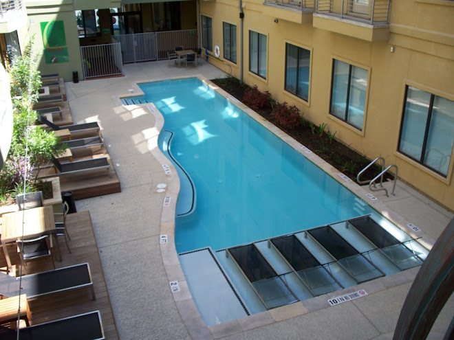 Crescent Lofts - Resort Pool *