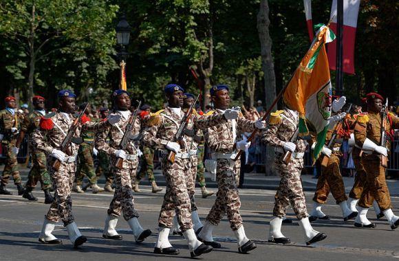 Angkatan Bersenjata Pantai Gading