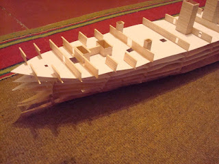 Cara membuat miniatur kapal layar dari kayu