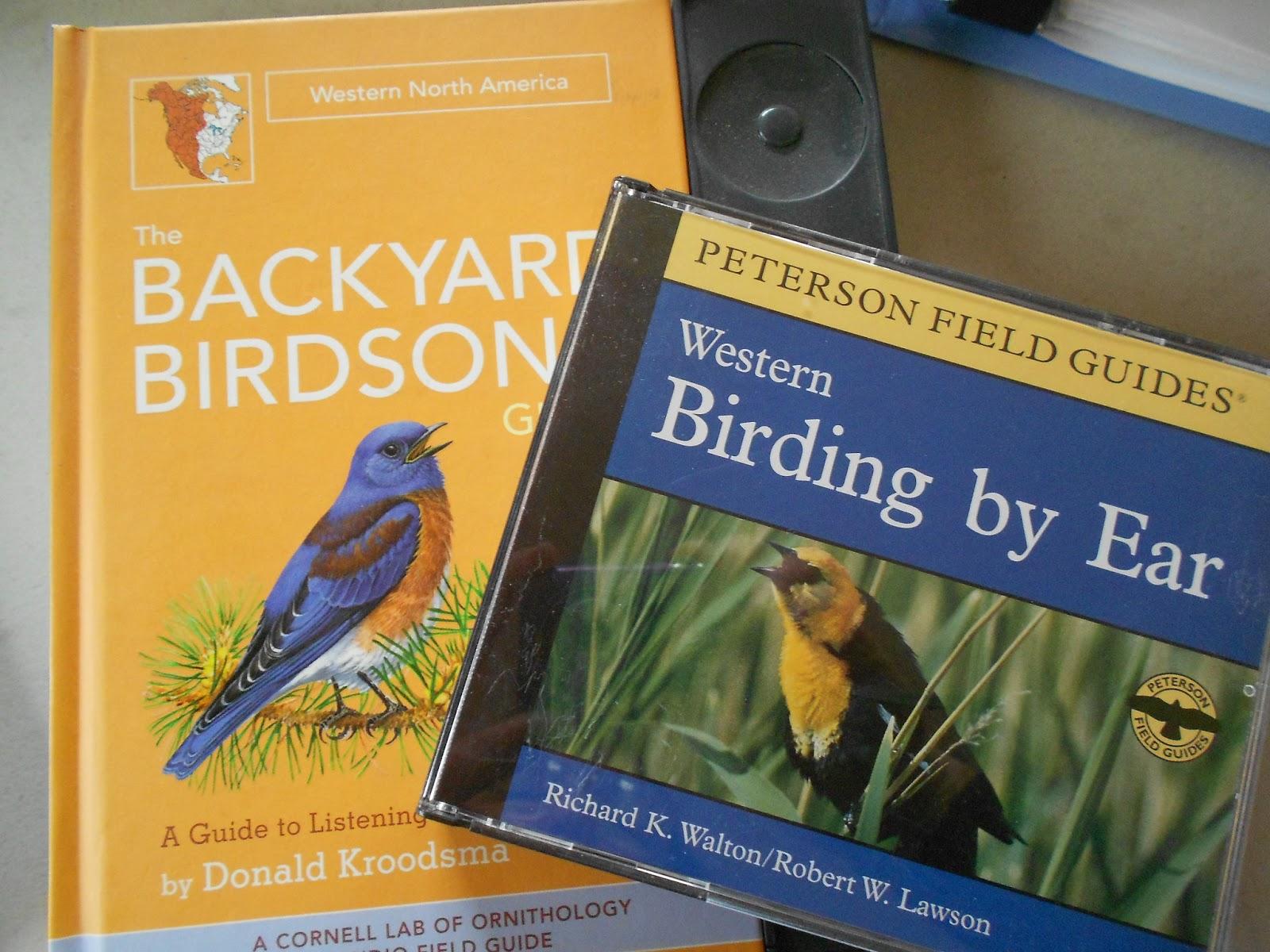 Cómo ser un mejor Birder: Learning Bird Calls