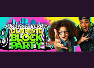 Jordan and Perri's Ultimate Block Party