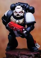 espectros de la muerte de los Marines Espaciales para Warhammer 40000
