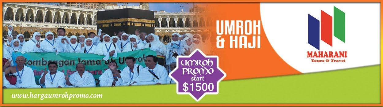 Umroh Promo 2016 - Maharani Tour 085283044499