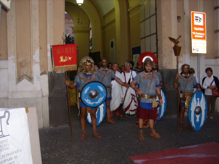 Pompei Cinema Festival 2011