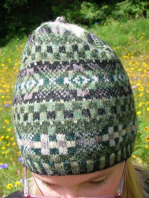Samurai Knitter: September 2011
